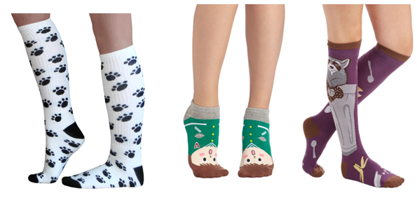 Quirky Printed socks