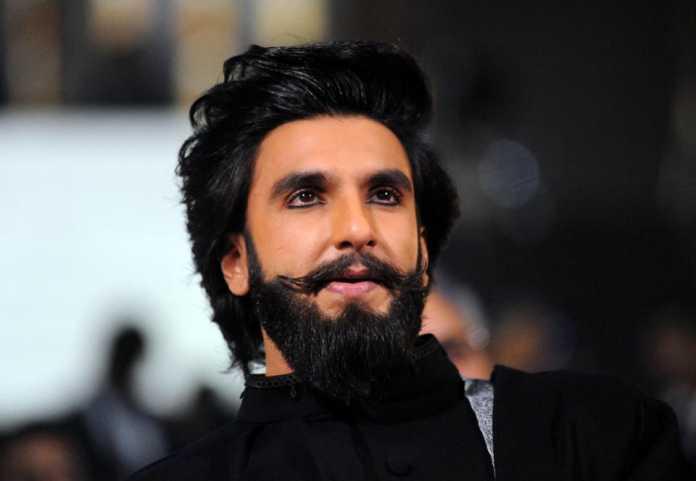 Ranveer Singh Beard