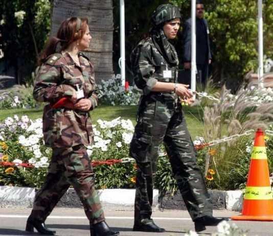 Female Bodyguards