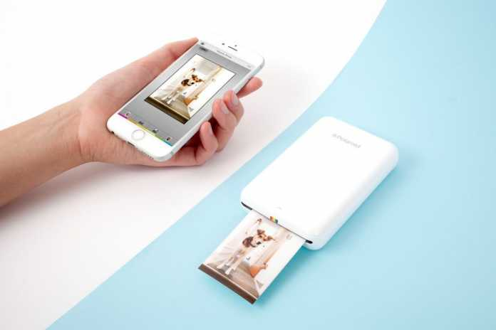 Polaroid Zip Instant Mobile Printer - Quirky Gadgets