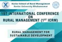 Rural Management - XIMB