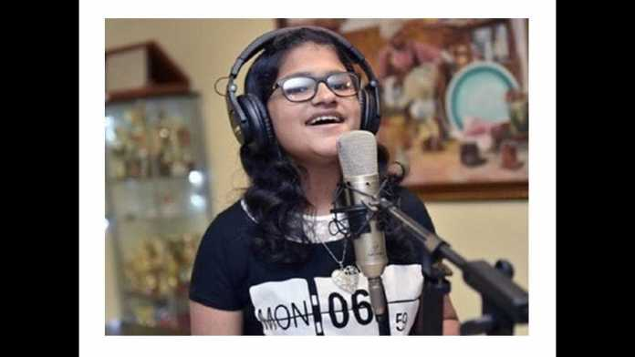 Indian girl to sing in 85 languages for Guinness World Records