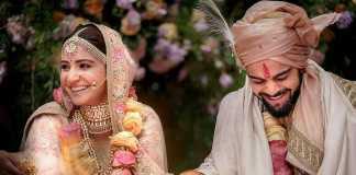 Virat Anushka Wedding 2017