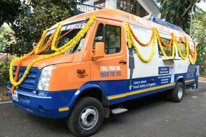 India gets its first mobile food testing laboratory