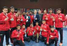 junior boxing tournament