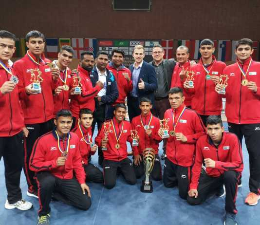 junior boxing tournament