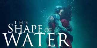 The-Shape-of-Water - oscar nominated film