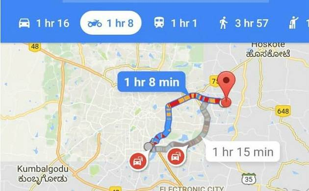 Google rolls out new Maps features - new languages, plus codes and on