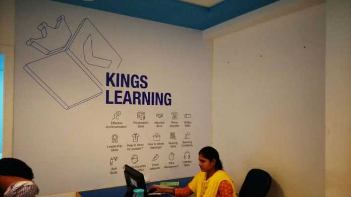 Arshan Vakil - Kings Learning