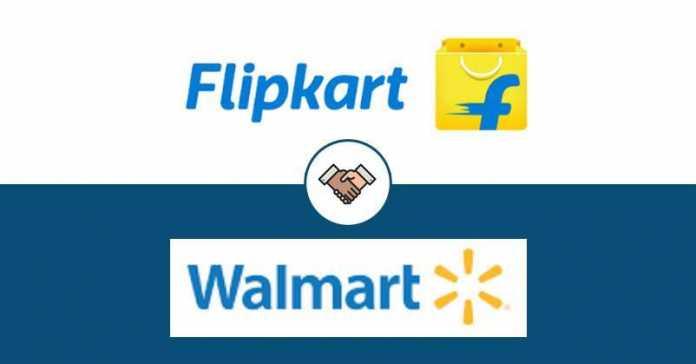 walmart buys flipkart
