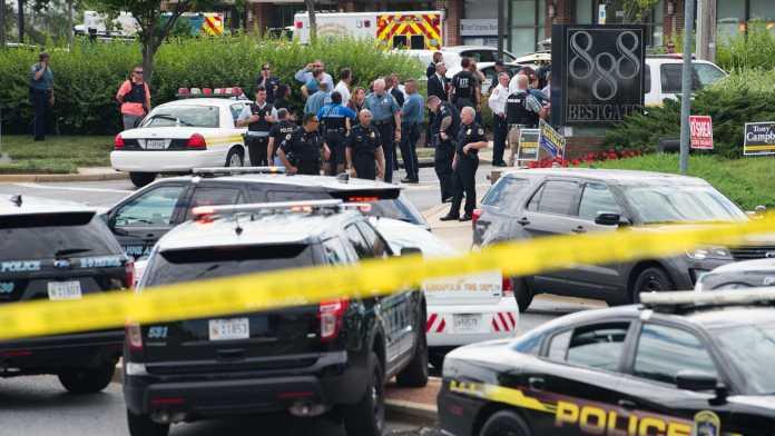 Annapolis Attack
