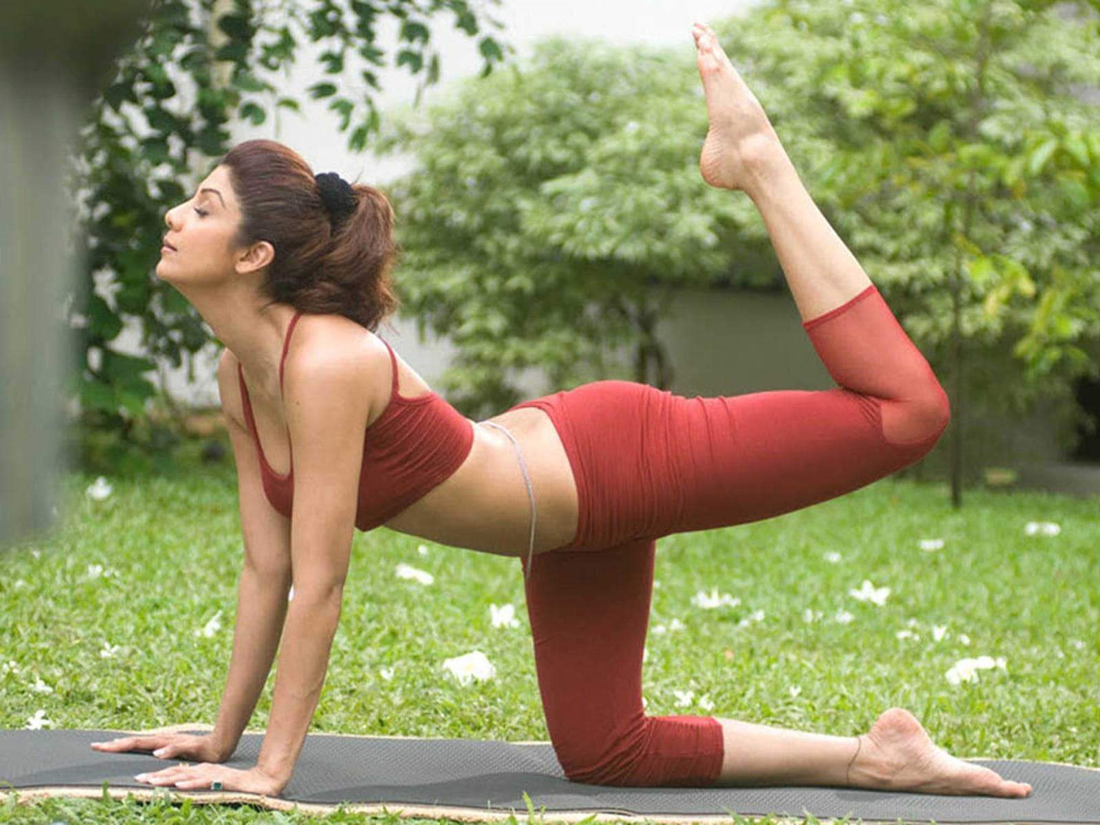 International Yoga Day on June 21, celebrities who practice yoga daily