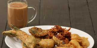 chai and pakora