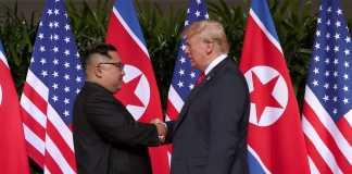 Trump-Kim meet