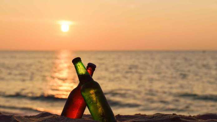 Goa Beach Drinking Banned