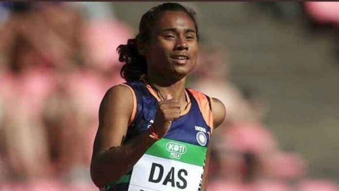 Hima Das - Women in sports