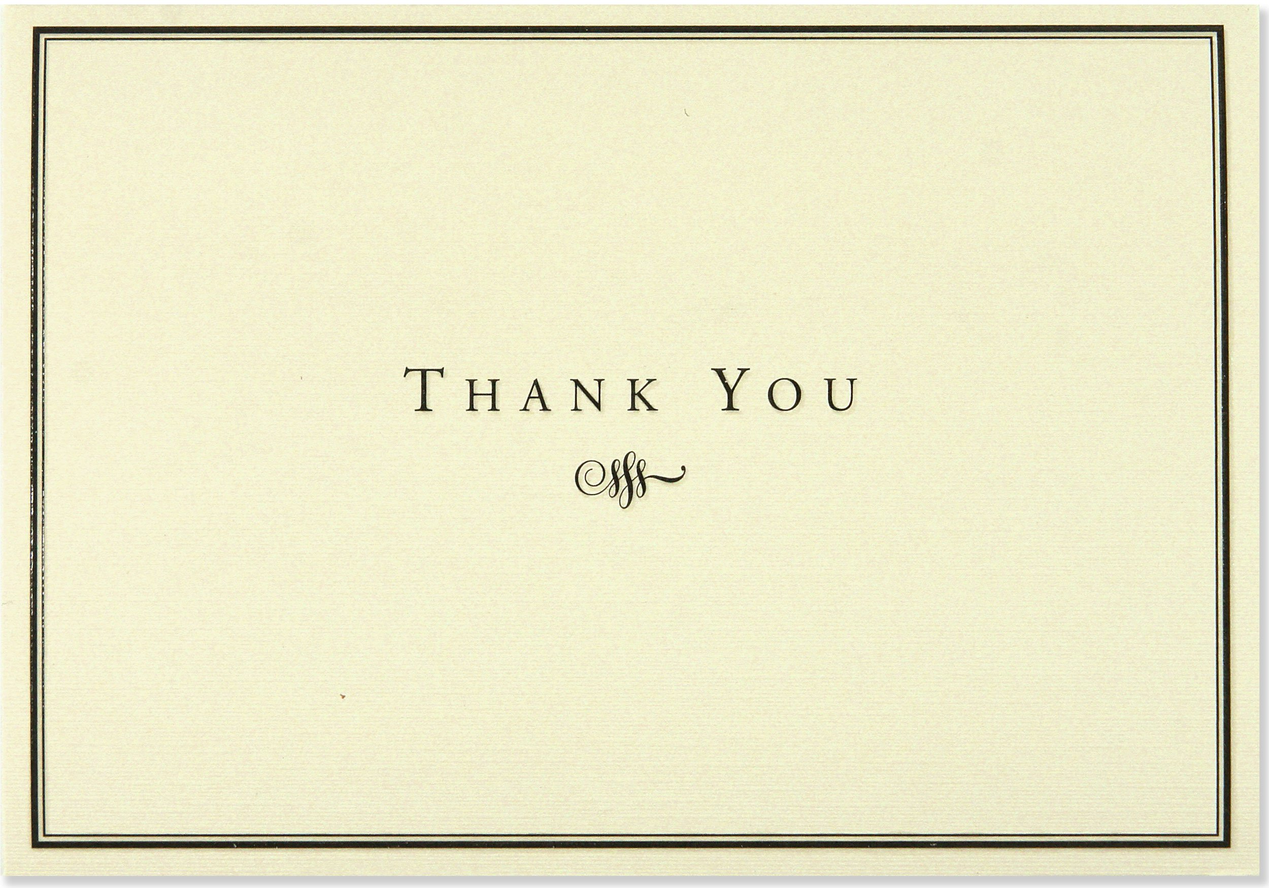 thank you note job interview