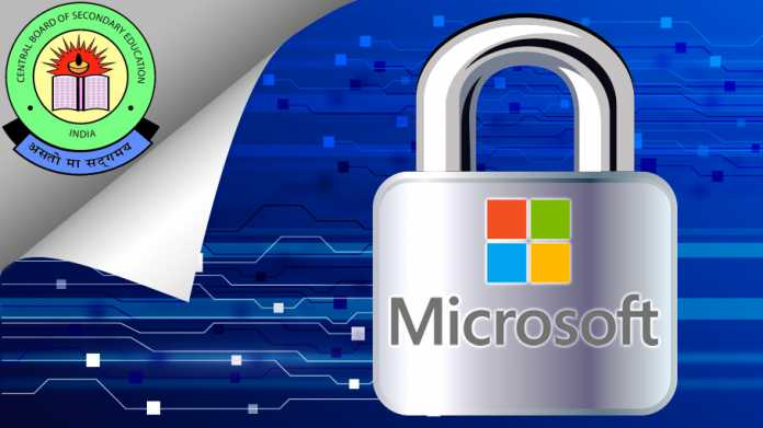 cbse partners with microsoft india to digitally encrypt question papers