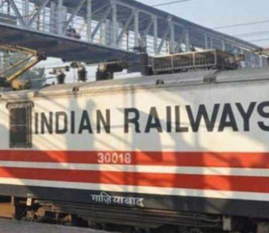 Indian Railways Ordered To Install 100 Feet Indian Flags At 75 Railway Stations 1