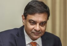 Reserve Bank of India Governor Urjit Patel Raises Interest Rate to Fight Inflation