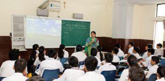 Delhi Schools New Classrooms