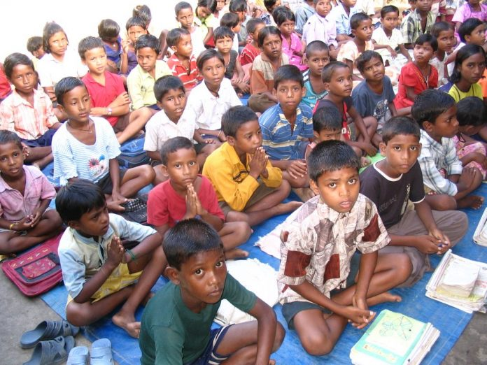 education in rural India