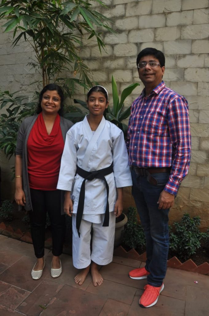 youngest third degree black belt holder