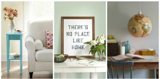 reuse waste for home decor