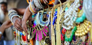 accessories and junk jewellery