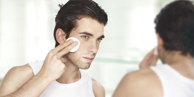 skincare for men