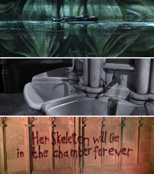 Harry Potter and the chamber of secrets Hogwarts