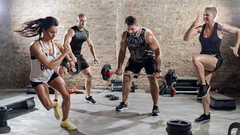 Exercise to build stamina