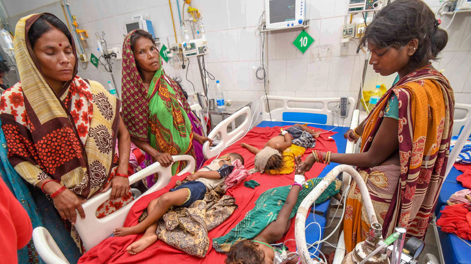 Encephalitis And Heatwave in Bhiar
