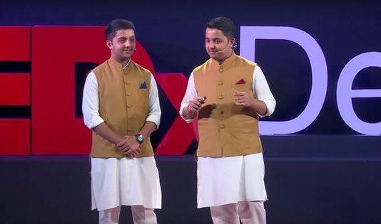 Yashraj And Yuvraj Bharadwaj
