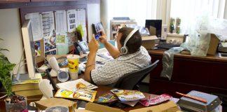 unhealthy work habits