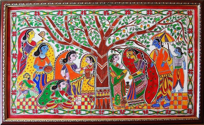 Indian Art Forms