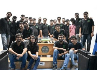 Team Avishkaar Hyperloop from IIT Madras