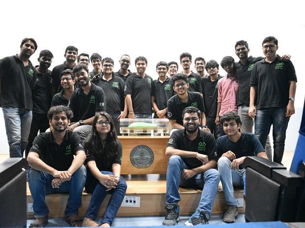 Team Avishkaar Hyperloop from IIT Madras