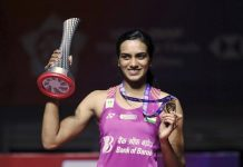 PV Sindhu wins BWF World Championship