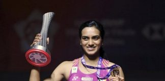 PV Sindhu wins BWF World Championship