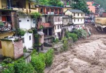 uttarakhand cloud burst