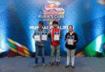 Red Bull's Rubik's Cube World Cup