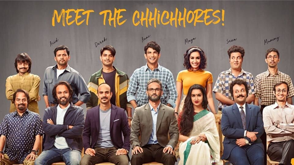 Chhichhore A Movie To Cherish For Good Old Time S Sake