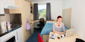 student accommodations abroad