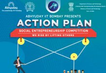 action plan Abhyuday, IIT Bombay