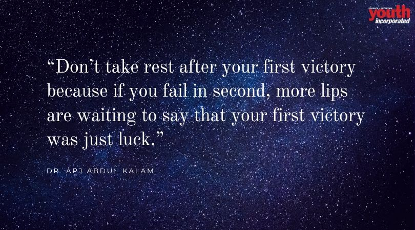 10 Inspiring Quotes Of Apj Abdul Kalam That Will Get You Started