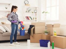 decluter your room