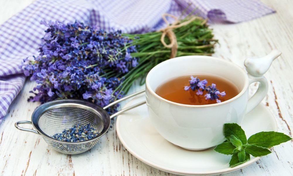 kinds of tea Lavender Tea