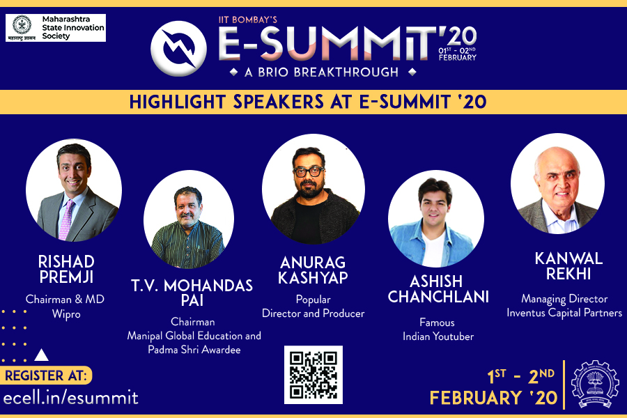 E-Summit IIT Bombay