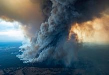 Australia wildfire